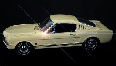 Ford Mustang GT 2+2 Fastback 1965 **Last One**