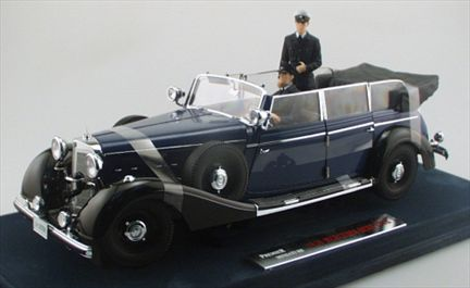 1938 Mercedes-Benz 770K  *see note