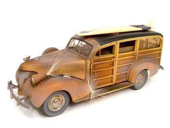 Chevrolet 1939 Woody Wagon Surf