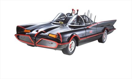 Batmobile TV Series 1966