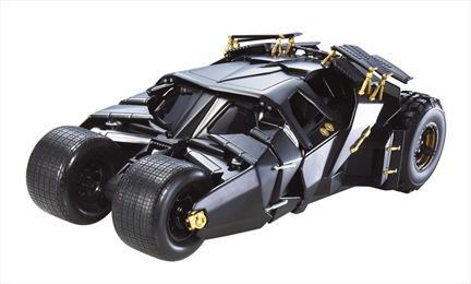 Batman The Dark Knight Movie Batmobile *First Edition*