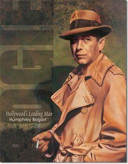 Bogart - Hollywood's Leading Man