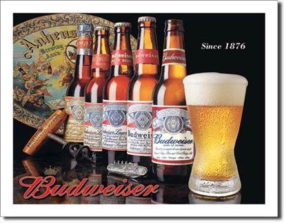 BUD - History of Bud