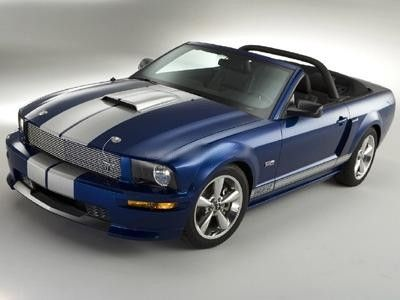 Ford Shelby GT 2008 Convertible