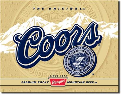 Coors Label