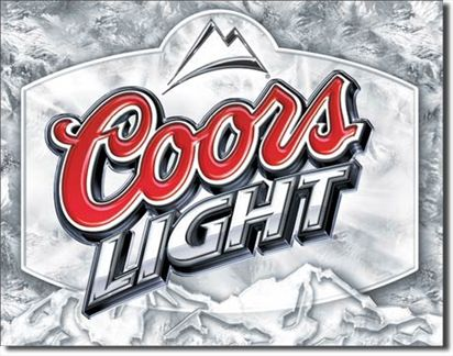 Coors Light Frosted