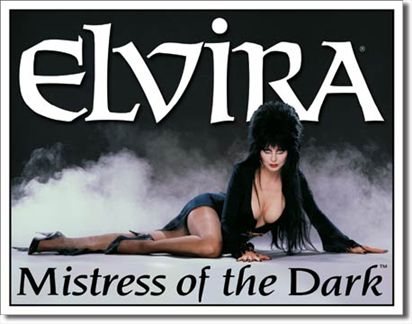 ELVIRA - Pin-up