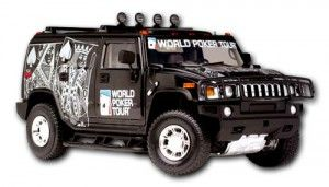 Hummer H2  World Poker Tour