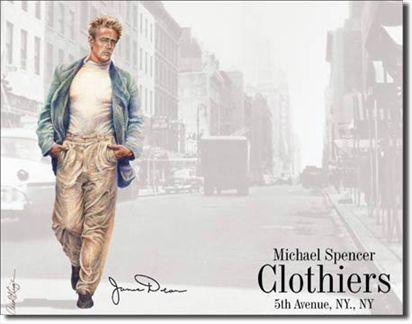 James Dean - Clothiers