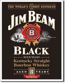 Jim Beam - Black label