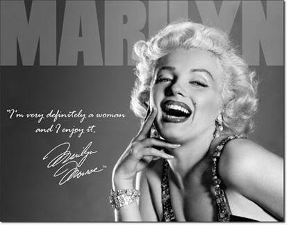 Marilyn - Definately