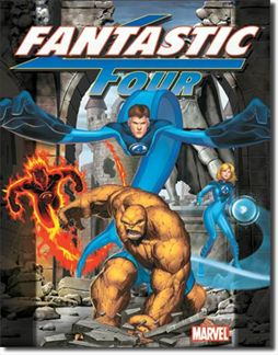 Marvel - Fantastic Four
