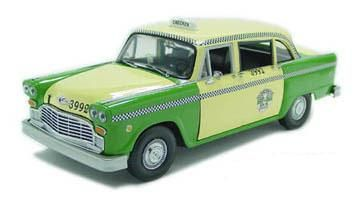 1981 Chicago Checker Cab