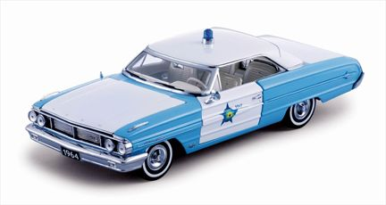 1964 Ford Galaxie 500 Police Car