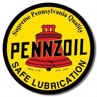 Pennzoil Round