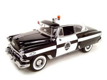 1954 Chevrolet Bel Air Police Car
