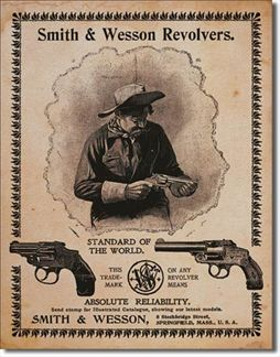 S&W - Standard of the World