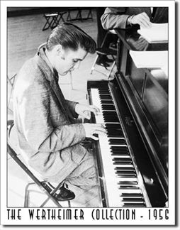 THE WERTHEIMER COLLECTION 1956 - Playing Piano