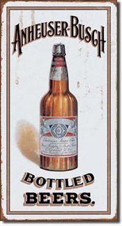 Anheuser Busch - Bottled Beers  (Budweiser)