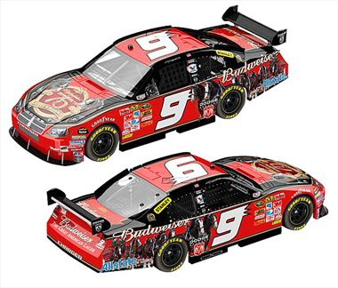 Kasey Kahne #9 Budweiser Clydesdale Fantasy 2008