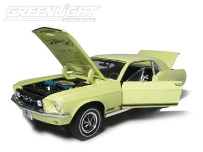 Ford Mustang Coupe 1967 **Last One**
