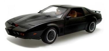 Pontiac Trans Am Knight Rider KITT 1982