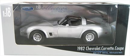 Chevrolet Corvette Coupé 1982