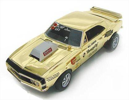 Bill Jenkins Grumpy's Toy III - Chevy Camaro SS A/MP Hard Top 1967 1/204