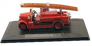 1934 Leyland FK-1 Fire Truck
