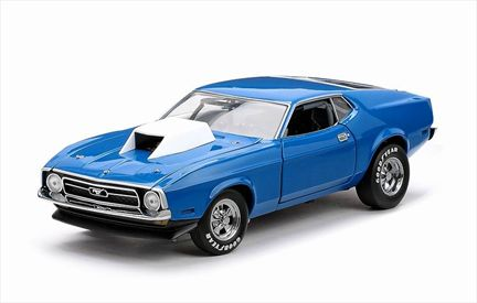 Ford Mustang 1971 Drag Car