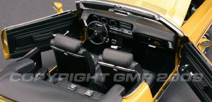 Pontiac GTO 1971 Convertible