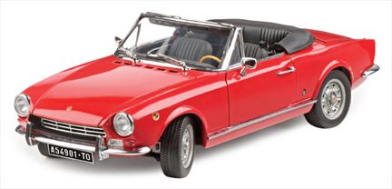 Fiat 124 Spider AS Convertible 1968 **LOW STOCK**