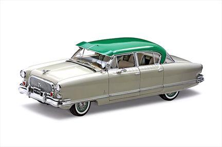 Nash Ambassador Airflyte Hard Top 1952