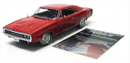 Dodge Charger R/T 1970 Hard Top
