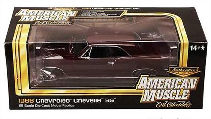 Chevrolet Chevelle SS Hard Top 1966 * box lightly worn*