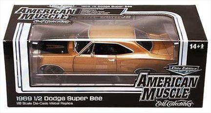 Dodge Super Bee Hard Top 1969 1/2