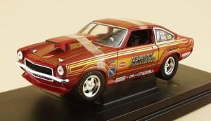 Chevrolet Vega 1972 Warren Johnson