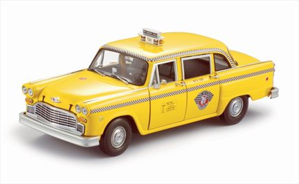 New-York Taxi Checker 1981