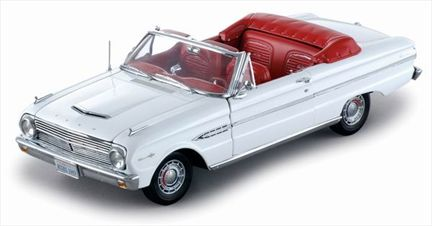 Ford Falcon Convertible 1963