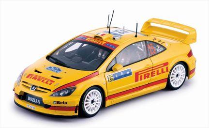 Peugeot 307 WRC Pirelli - G.Galli / G.Bernacchini