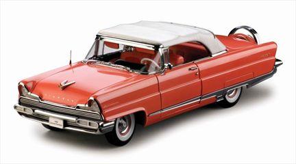 Lincoln Première Convertible 1956
