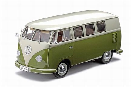 Volkswagen Standar Bus 1958