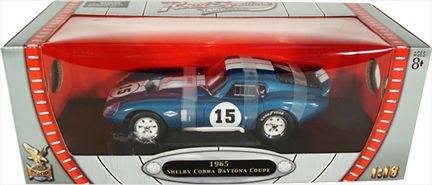 Ford Shelby Cobra Daytona Coupe 1965