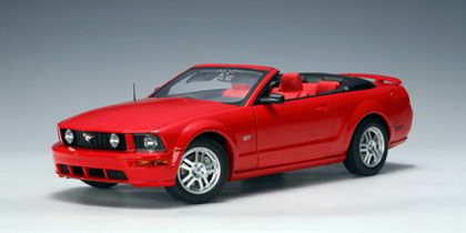 Ford Mustang GT 2006 Convertible