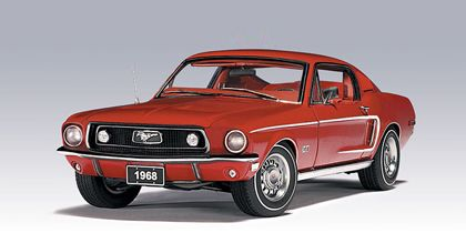 Ford Mustang GT 390 1968