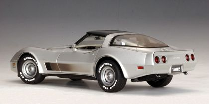 Chevrolet Corvette 1982 Collector Edition