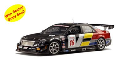 Cadillac CTS-V  World Challenge GT 2004