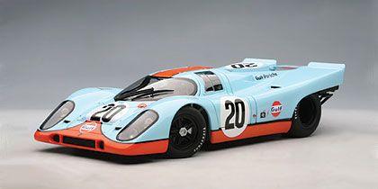 Porsche 917K L.M. 1971 Steve Mcqueen Version