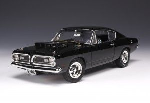 Plymouth Barracuda 440 1969
