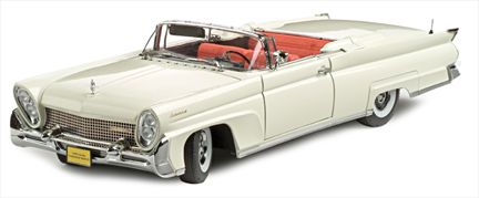 Lincoln Continental MKIII  Convertible 1958 **LAST ONE**